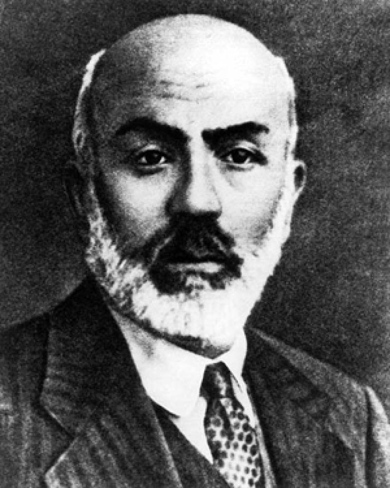 Mehmet akif ersoy istiklal marşı'nın şairi türk şair yazar