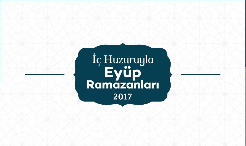 Ramazan Etkinlik Ajandası
