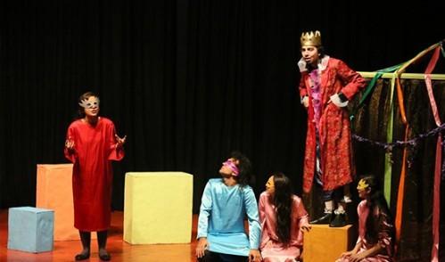 Çocuk Tiyatrosu Rüyalar Ülkesi Eyüp'te