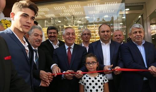 Eyüp Sultan Kuyumcusu Açıldı