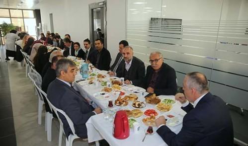 Strateji Geliştirme Müdürlüğü Personelleri İle Kahvaltı