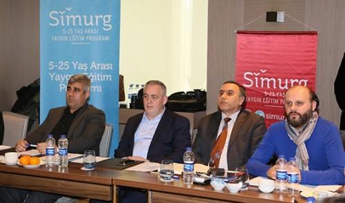 Simurg Çalıştay Toplantısı Yapıldı