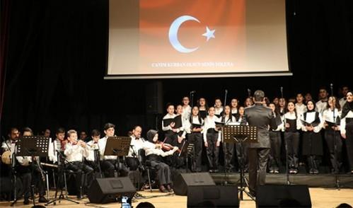 Gençlerden Muhteşem Konser