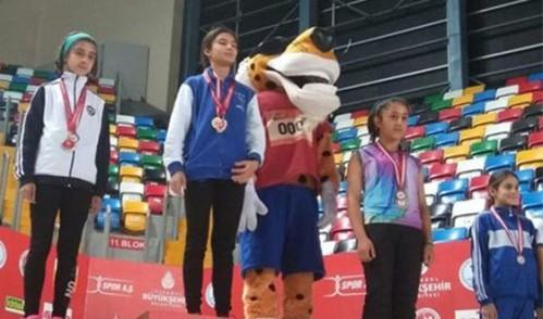 Eyüp Belediyesi Spor Okulları Başarıya Koşuyor