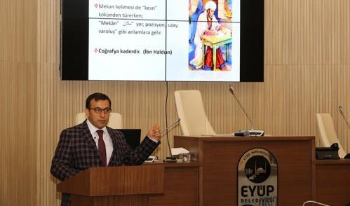 Refik Tuzcuoğlu Şehir ve Medeniyet Okulu öğrencileri ile buluştu