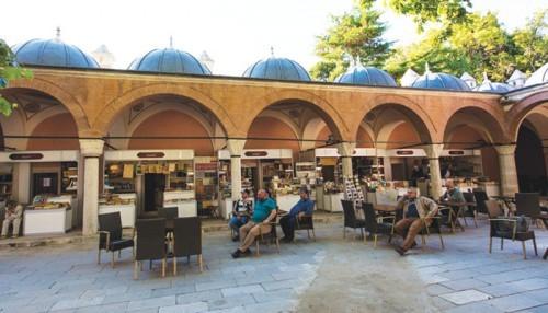 Zal Mahmut Paşa Külliyesi, Kitabiyat Merkezi Oluyor