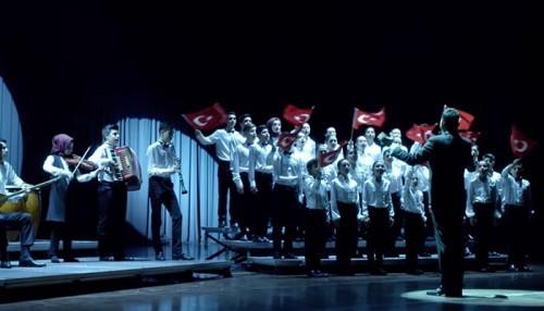 15 Temmuz Demokrasi Marşı - Eyüp Kaymakamlığı Gönülden Gönüle Müzik Topluluğu