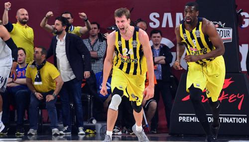 Euroleague'de finalin adı: Fenerbahçe-Olympiakos!