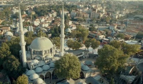 Eyüp Sultan'da iftar!