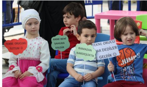 ''Tekne Orucu'' geleneği Eyüp'te yaşatılıyor!