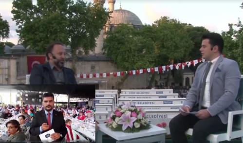 ''İç Huzuruyla Eyüp Ramazanları'' canlı yayınla ekranlarınıza geliyor!