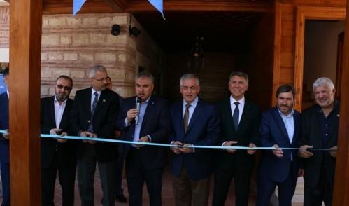 Şah Sultan Camii ibadete açıldı!