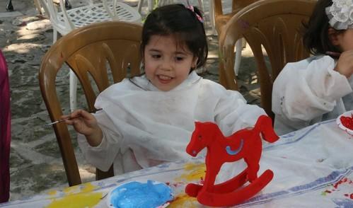 Eyüplü çocuklar Ramazan'da da çok şanslı
