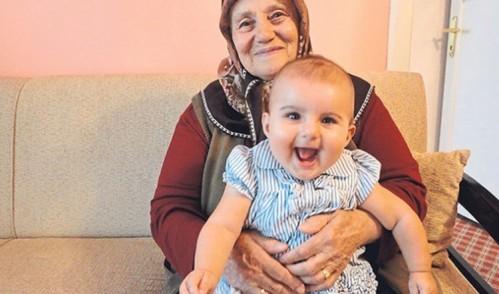 Büyükanne projesine yoğun ilgi!