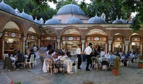 Eyüp Belediyesi'nden basın mensuplarına iftar