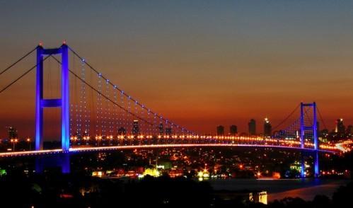 ''15 Temmuz Şehitler Köprüsü'' yenileniyor!