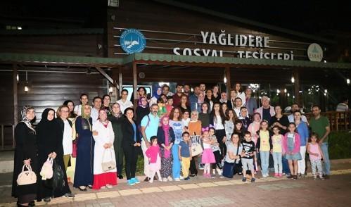 Eyüp Belediyesi'nden Çölyak hastalarına özel iftar!