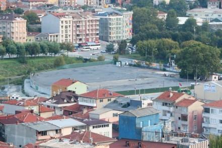 Alibeyköy'e Yeni Pazar ve Otopark