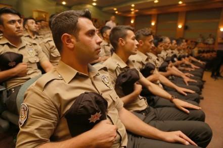 Eyüpsultan'ın güvenliği için 50 yeni bekçi