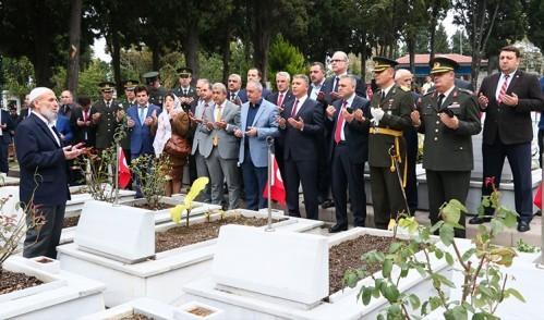 Cumhuriyet'in 94'üncü yılı Eyüpsultan'da kutlandı