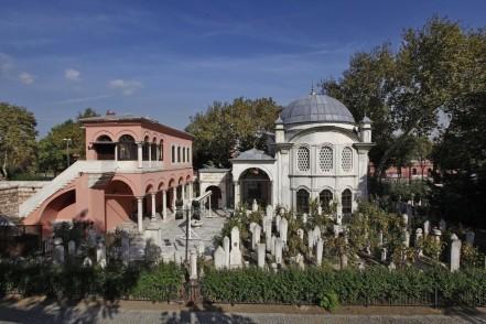 Eyüpsultan'ın üç şah sultanı