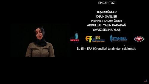 EFA öğrencilerinden kısa filmle 'akademi' hikayesi
