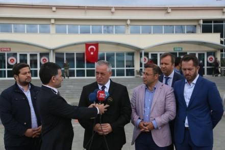 Başkan Remzi Aydın: FETÖ davalarını izleyeceğiz