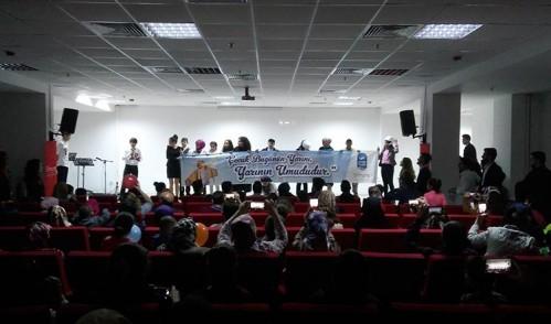 Simurg'da Dünya Çocuk Hakları Günü kutlandı