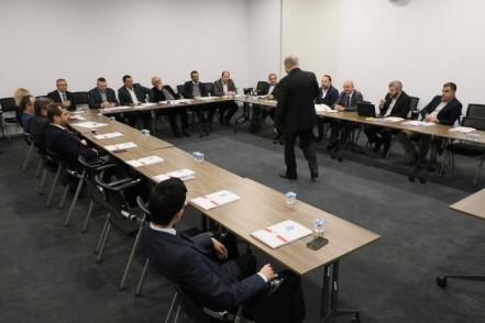 Birim Müdürlerine 'Çatışma Yönetimi' eğitimi