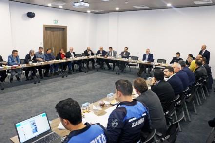 İlçe Ulaşım Koordinasyon Toplantısı düzenlendi