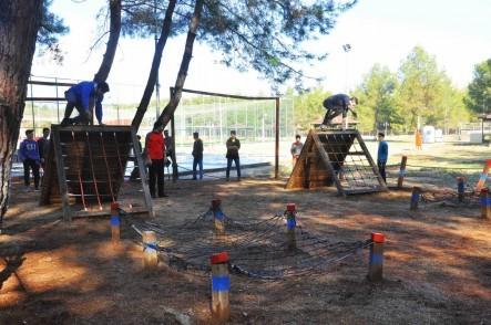 Eyüpsultanlı gençler, 2018 Simurg Kış Kampı'nda buluşuyor