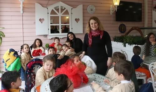 Fatih İpekböceği Anaokulundan Zahir Cafe ziyareti
