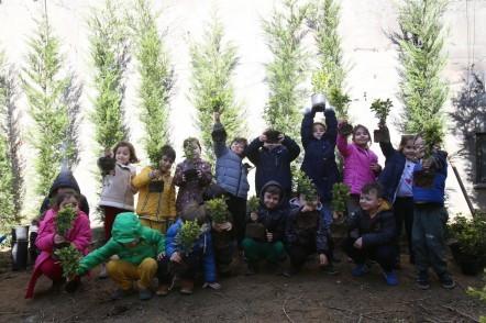 21-26 Mart Orman Haftası, Eyüpsultan Belediyesi, Park ve Bahçeler Müdürlüğü, Eyüpsultan Belediye Başkanı Remzi Aydın