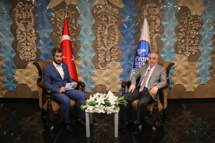 Eyüpsultan Belediye Başkanı Remzi Aydın, park, otopark, Eyüpsultan Belediye Başkanı Remzi Aydın, park, otopark