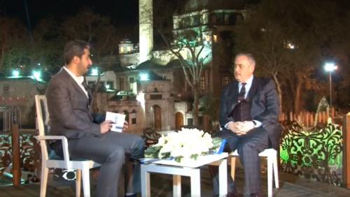 Eyüpsultan'da Gündem programı, Eyüpsultan Belediye Başkanı Remzi Aydın, asfalt