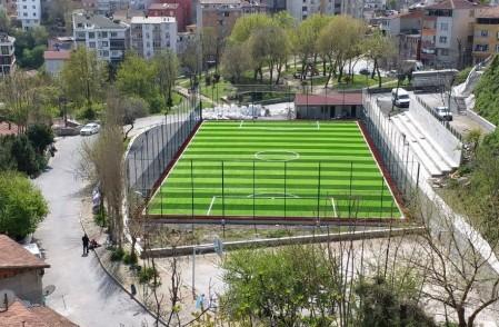 Eyüpsultan Belediye Başkanı Remzi Aydın, Sakarya, Silahtarağa, spor tesisi