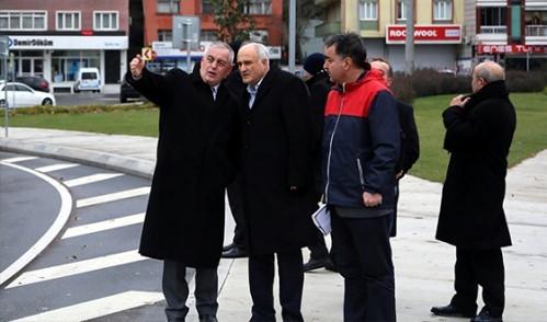 Eyüpsultan Belediye Başkanı Remzi Aydın, Eyüpsultan'da Gündem programı, alibeyköy, trafik