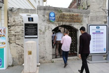Eyüpsultan Belediyesi, Sadaka Taşı geleneği, Eyüpsultan Belediye Başkanı Remzi Aydın