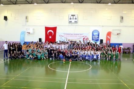 Eyüpsultan Belediyesi, Her yerde Spor, Herkese Spor, Eyüpsultan Belediye Başkanı Remzi Aydın