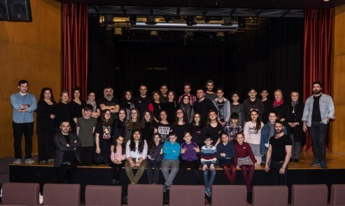 Eyüpsultan Tiyatro Okulu, Eyüpsultan Belediyesi