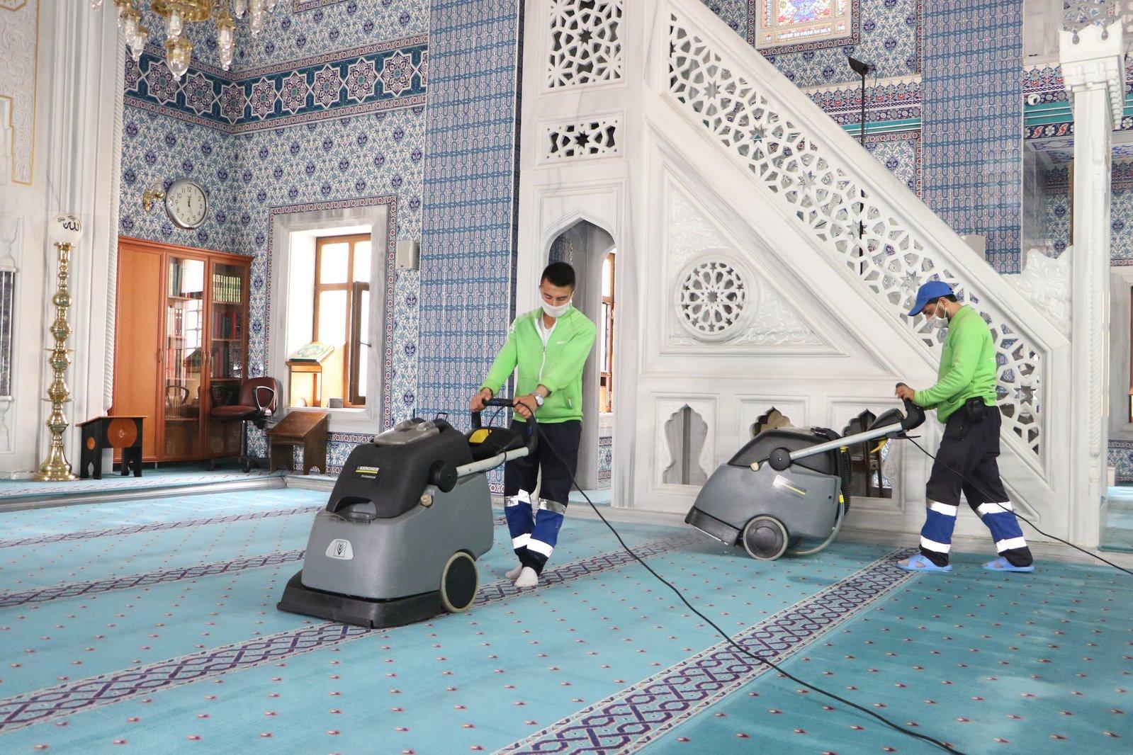 Eyüpsultan Belediyesi, bahar temizliği, Ramazan ayı