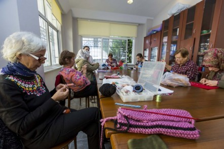 Eyüpsultan Kadın Emeği Programı, ESKEP, Eyüpsultan Belediyesi Sosyal Destek Hizmetleri Müdürlüğü