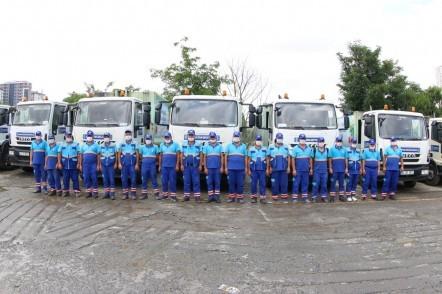 Eyüpsultan Belediyesi, temizlik çalışmaları, Eyüpsultan Belediye Başkanı Remzi Aydın