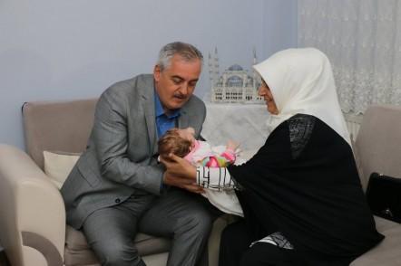 Eyüpsultan Belediyesi, Eyüpsultan Belediye Başkanı Remzi Aydın, sosyal destek, hizmet