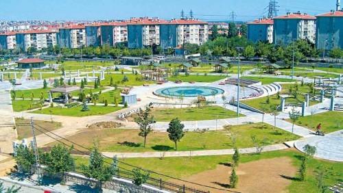 Yeşilpınar Bölge parkı, pazar yeri, Eyüpsultan Belediyesi, Eyüpsultan Belediye Başkanı Remzi Aydın