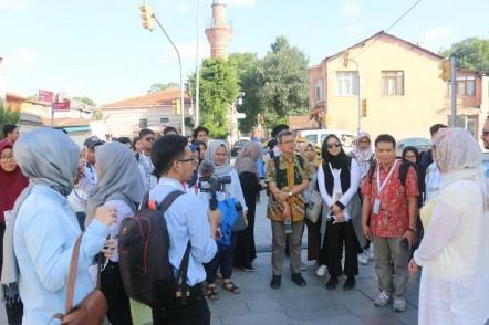 Eyüpsultan Tarihi Merkez Alan Yönetimi, ESTAM, Uluslararası Endonezya İslam Üniversitesi, UII