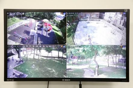 park kamera