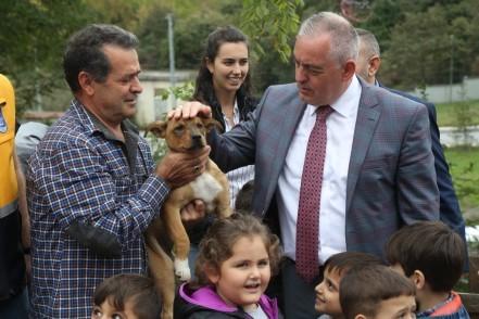 4 Ekim Hayvanları Koruma Günü, Veterinerlik İşleri Müdürlüğü, Eyüpsultan Belediye Başkanı Remzi Aydın