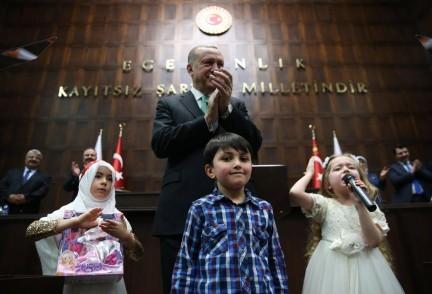 Cide'li Elif Zehra, TBMM, Sakarya şiir, Eyüpsultan Belediye Başkanı Remzi Aydın