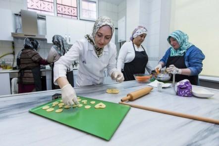 Eyüpsultan Belediyesi Sosyal Destek Hizmetleri Müdürlüğü, ESKEP, Eyüp Sultan Kadın Emeği Programı